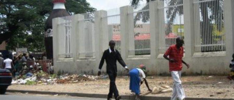 Article : Bujumbura, ville sale