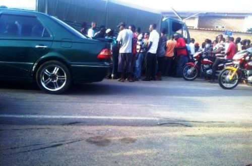 Article : Bujumbura: des accidentés voués à la mort