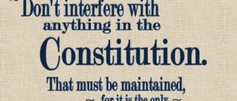 Article : Révision constitutionnelle : en route vers une démocratie à l'africaine (acte1)